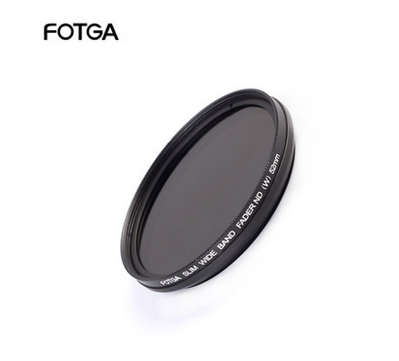 FOTGA Adjustable 72mm-86mm ??Reducing Light Lens Medium Gray Filter For DSLR Camera