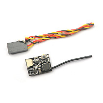 Super Small FD800 Mini D8 Receiver SBUS PPM Compatible FRSKY ACCST for Brushless/Brush Race Indoor Through FPV Drone