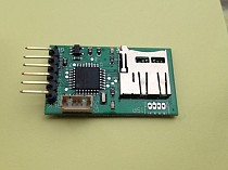F08079 SerialLog Chip open source data logger Module for Logging Received Data