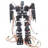 17DOF Biped Robotic Educational Robot Humanoid Robot Kit Servo Bracket