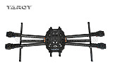 Tarot 650 Carbon Fiber 4 Axis Aircraft Fully Folding FPV Quadcopter Frame Kit TL65B01