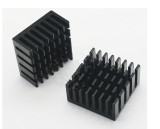 10PCS 20*20*10MM Aluminum Thermal Block Chip Dedicated Radiator