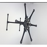 XT-Xinte HMF S550 F550 Upgrade Hexacopter Frame Kit with Landing Gear for FPV