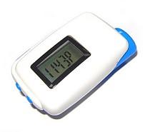 MASAI HZ-817 Mini LCD Digital Pedometer Calorie Step Counter Led Torch