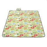 Primitive 200*200cm Foldable Picnic Mat Moistureproof Baby Climb Outdoor Beach Camping Ground Picnic Blanket