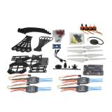 DIY RC Drone Quadrocopter X4M380L Frame Kit APM 2.8 Flight Control GPS F14893-K