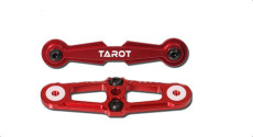 Tarot TL100B16 Aluminum Alloy Folding Propeller Holder Clamp for T810 / T960 / T15 / T18 Multi-Rotor Red