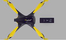 Hubsan H507A RC Drone Quadcopter UAV 4-axis Aircraft Model with Crash Resistant Aerial Camera