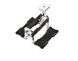 Tarot 24MM Carbon Fiber GPS Fasten Holder Battery Mounting TL2867 for FPV RC Helicopter Multicopter
