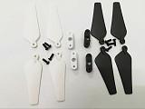 1 Pair 5030 Plastic Foldable Propeller for QAV250 ZMR Miniquad Quadcopter