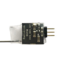 Radiolink R6DSM 2.4G 10 Channel 10CH RC Receiver DSSS & FHSS RX 2016 Newest for TX Transmitter AT9 AT9S AT10 AT10II