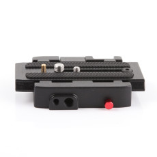 P200 Fast Loading Base Plate For Manfrotto 501 500AH 701HDV 503HDV Q5 Gimbal
