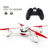 Hubsan X4 H502E With 720P 2.4G 4CH HD Camera GPS Altitude Mode RC Quadcopter RTF Mode Switch F18204