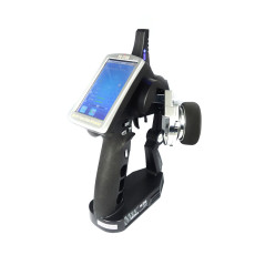 FlySky FS-IT4S 2.4GHz 4CH AFHDS 2 RC Boat Car Radio System Transmitter with Touch Screen FS iT4S Better than iT4 i4