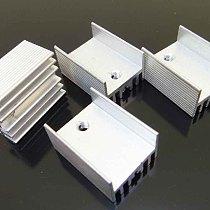 JMT Darlington Transistor Radiator Aluminum Radiator DIY Accessories Spare Parts