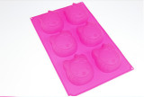 F07427 Silicone Cake Mould Chocolate Ice Tray Mold Baking Accessories Kitchen Tools