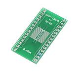 1 Pcs TSSOP28 SSOP28 Turn DIP28 Adapter Plate Converter Board For AD9850 AD9851 PL2303HX