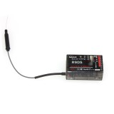 RadioLink R9DS 9CH 9 Channel Receiver 2.4Ghz For AT10 AT9 Transmitter Aircraft Aerial Photography Device