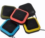 TOLEDA TLS14 Outdoor Sports Mini Portable Alloy Body Bluetooth Speaker Stereo with FM Radio TF Slot