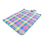 Primitive 150*190cm Thickened Foldable Picnic Mat Moistureproof Baby Climb Outdoor Beach Camping Ground Picnic Blanket