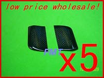 5Pairs Black Carbon Flybar Paddle For All T-rex 450