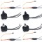 OEM MT1806 2400KV CW CCW Mini Multi-rotor Motor +Simonk 12A 2-3s ESC for QAV250 FPV KK 260 RC Quadcopter 4-Axis Aircraft