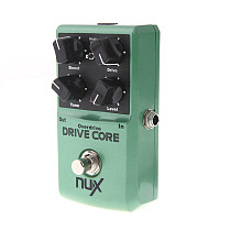 NUX Drive Core Guitar Violao Parts Electric Effect Pedal Mixture of Boost and Overdrive Sound True Bypass