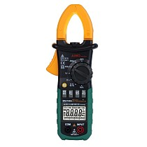 F11996 Aimometer ms2108a 4000 Counts Auto Range 400A AC&DC Current Digital Clampmeter with Capacitance Hz-measurement