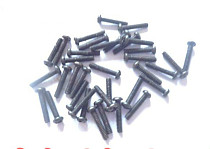 100pcs/lot M2 Screw bolts 2*10 For N20 Gear motor mount Robot Car Chassis