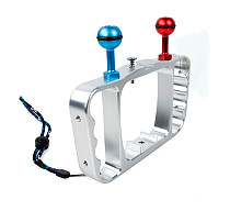 OEM CNC Aluminum Diving Photography Bracket For Gopro HERO3/3+/4/5  Action Camera Diving Accessories
