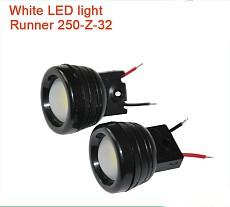 2pcs/Lot Walkera Runner 250 Spare Parts White LED Light Runner 250-Z-32