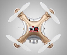Cheerson CX-10WD upgrade CX-10WD-TX Mini Wifi FPV High Hold Mode 0.3MP Camera Phone Control RC Quadcopter RTF F18145/47