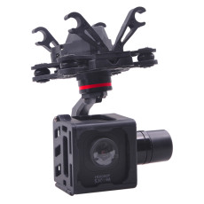 HMG SJM10 3-Axle Brushless Gimbal with AV Output for SJCAM M10 SJM10 WIFI Camera DIY FPV RC Quadcopter Drone