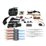 DIY RC Drone Quadrocopter Full Set X4M380L Frame Kit APM 2.8 GPS AT9 TX F14893-M