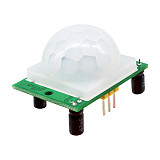 HC-SR501 Human Body Infrared Sensor Module Adjust IR Pyroelectric Infrared PIR Motion Detector Module