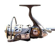 S01167 Diaodelai DK2000 12+1 BB Metal Bearing Fishing Gear Folding Rocker Fishing Reel Spinning Reel Collapsible Handle