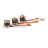 4PCS SE1104 4000 / 6000 / 7500KV Brushless Motor for FPV Racing Drone Quadcopter Multirotor RC Toys Models