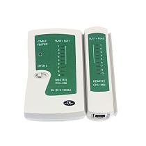 RJ45 RJ11 2-in-1 CAT5 UTP Network Phone USB Lan Cable Tester