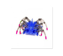 S00193 High Simulation Electric Spider Robot Toy DIY Educational Assembles Toys Kits For Kids Gifts