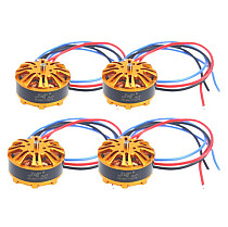 4PCS/LOT HYD 3508 700KV 198W Disc Motor for Drone Multi-axis Aircraft Multirotor Quadcopter