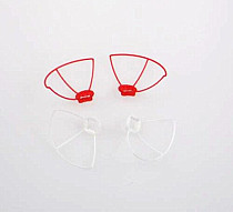 Protection Head Cover Guard Circle Canopy For CX-10 Wltoys V676 RC