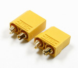 XT90 plug ( yellow ) 4.5mm gold-plated banana plug ( one pair ) 90-120A