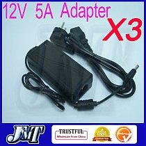 AC POWER 12V 5A Adapter For IMAX B5, B6, B6+, B7 Charger, TREX 500 600 Rc Heli