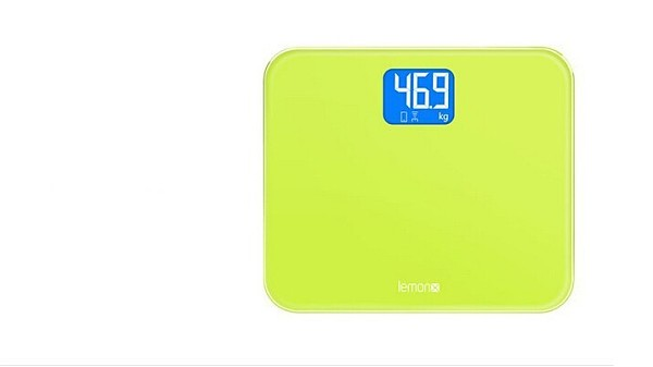 Smart Weight Scale Bluetooth 4.0 Health Scale Electronic Digital Scale Color Light Green F13762