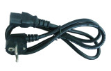 1.2m EU 3 Prong AC Power Cable Computer Laptop Power cord
