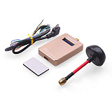 VMR40 5.8G 40Ch Wireless FPV System Video Rx Reciever with Antenna OTG Connect Smartphone Tablet PC for Racing Quadcopte