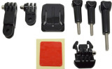 OEM Side Mount + Curved Adhesive Mount 3-Way Adjustable Pivot Set for for GOPRO 4/5Session /5/4/3+ 3?
