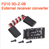 Walkera F210 3D Edition Racing Drone Spare Part F210 3D-Z-09 External Receiver Converter For RC Multicopter