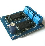 Motor Driving Module MC 33886 High-current Low-impedance Motor Drive