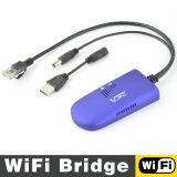 Vonets VAP11G-300 RJ45 Mini Wifi Wireless Bridge Wifi Repeater Routers wi-fi for Computer Networking Camera Monitor